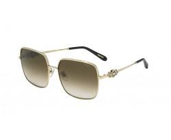 CHOPARD D44S 0300 GOLD/BROWN LENS 5917 135 2