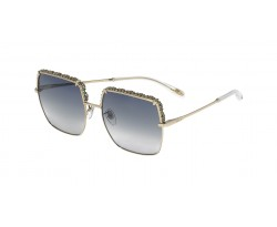 CHOPARD F12S 0300 SHINY ROSE GOLD W/GREEN LENSES 5918 140 2