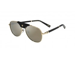 CHOPARD F22 300Z SHINY ROSE GOLD W/ MIRRORED LENSES 5916 145 3P