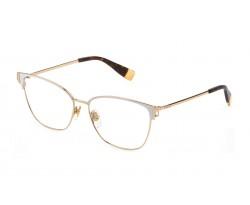 FURLA 443 0KAW SHINY GOLD/WHITE 5515 135 0