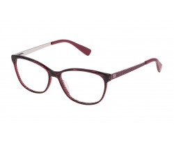 ESCADA 431 07P3 (133V02) SHINY BURGUNDY STRIPED 5415 140