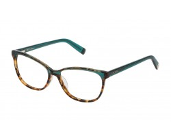 ESCADA 463N 07UH HAVANA+SHINY GREEN 5515 140